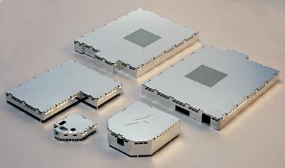 Two-Piece Standard Board Level Shielding