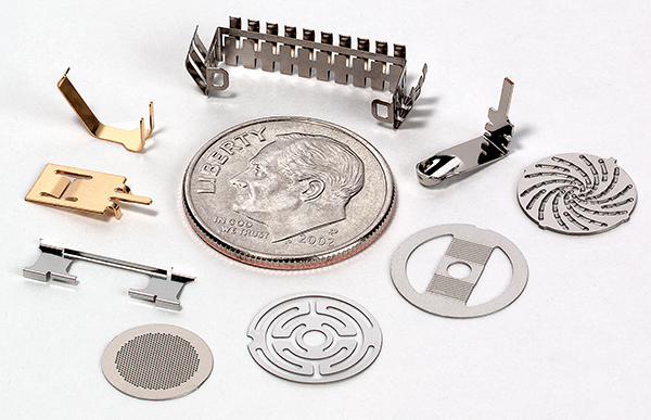 Photo Etched Miniature Parts Manufacturing