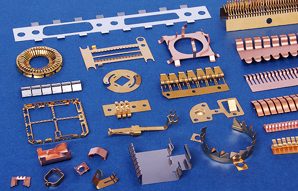 Photo Etching Custom Beryllium Copper EMI Shielding Gaskets