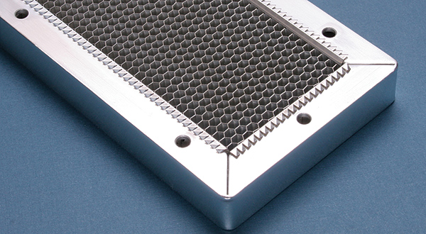 New Gasket Design for EMI shielded Honeycomb Vents Improves Performance and Delivery at a Reduced Cost