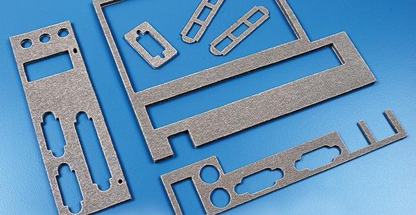 Conductive Foam Gaskets Have X, Y & Z Axis Conductivity for Maximum EMI Shielding Effectiveness