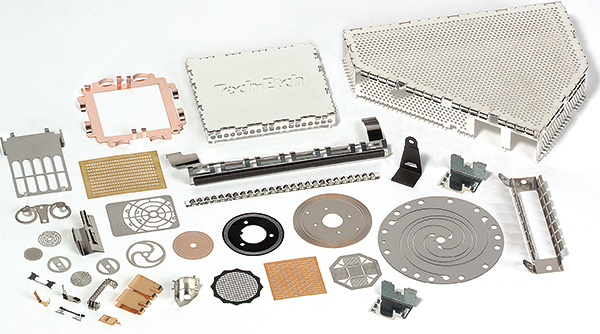 Photoetched Specialty Materials